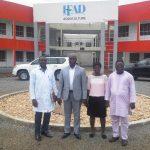 visite GIZ EFTPA Togo 2