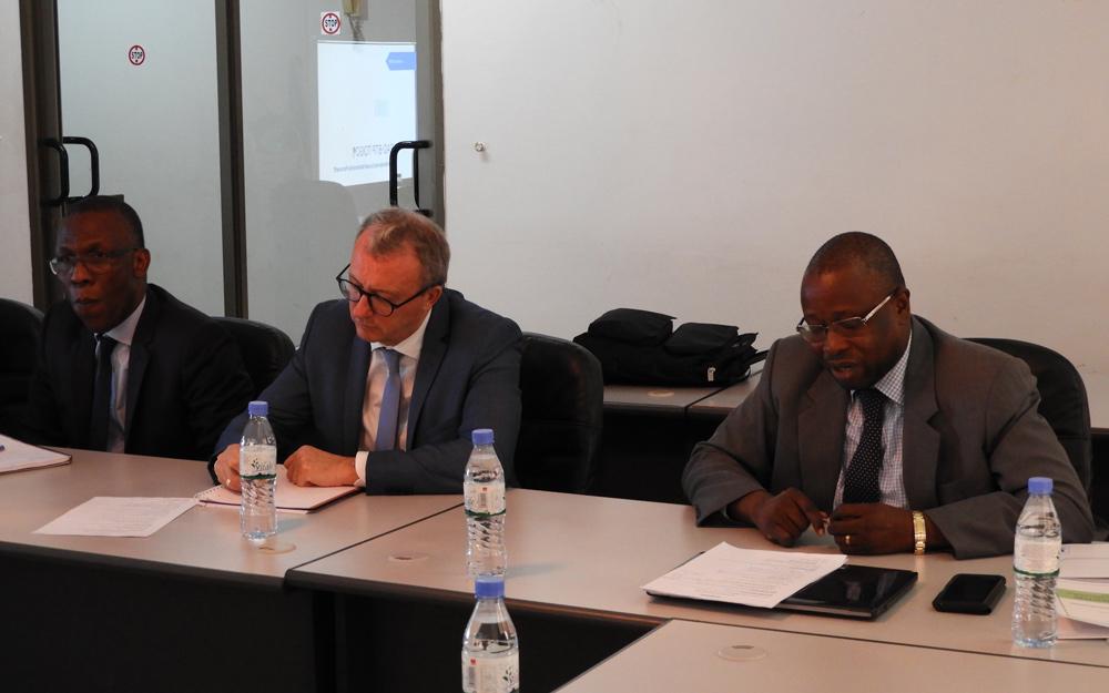 Construction de l'IFAD-BTP au Togo : Partenariat entre l'Agence Education-Développement (AED) et le CFA BTP Île-de-France