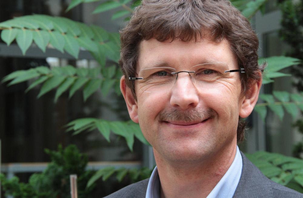 Franck Roussier Directeur de Ressins